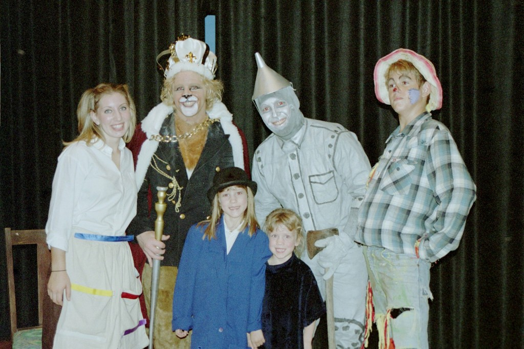 2005, Wizard of Oz